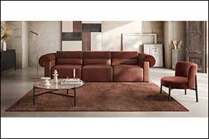 Natuzzi Collection 2021, �A Circle of Harmony' Part II