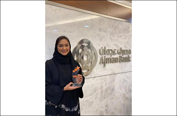 Ajman Bank's IT Head Wins CXO Award 2021'