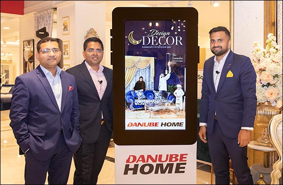 Danube Home Launches Their Ramadan E-Catalogue 2021 in Their All-New Revamped Megastore!
