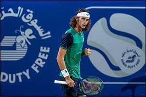 Shapovalov and Karatsev, Rublev and Harris Reach Semi-Finals Of Dubai Duty Free Tennis Championships
