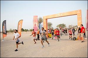 Al Nuaimi Wins 50km Al Marmoom Ultramarathon