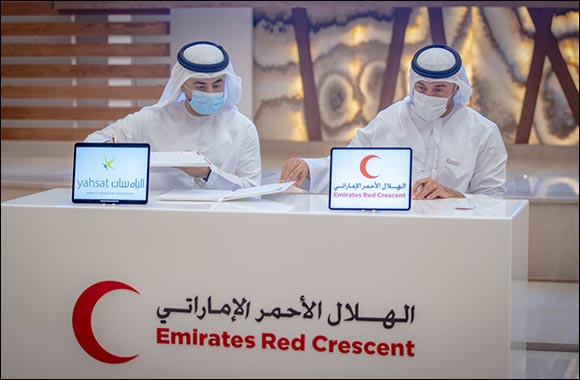 Emirates Red Crescent Fortifies Remote Learning and Other Humanitarian Initiatives With Yahsat's Satellite Services