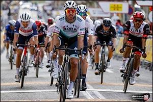 UAE Team Emirates Rider Molano Takes Podium in Catalunya
