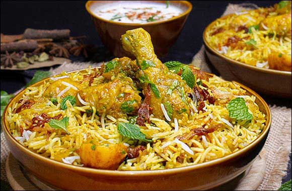 Let Zafran Regale You With Biryani Tales