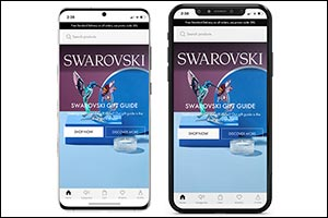 Swarovski Middle East Launches Mobile Application for Enhanced Shopping Experience
