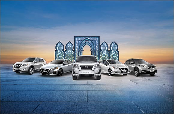 Ramadan Starts Early at Nissan of Arabian Automobiles With Limited-time Pre -booking Offers