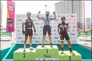 Cyclists Take Over the Streets of Dubai for Spinneys Dubai 92 Cycle Challenge