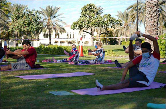 Dubai Sports Council Celebrates World Physical Activity Day and International Day of Sport for Development and Peace