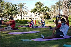 Dubai Sports Council Celebrates World Physical Activity Day and International Day of Sport for Devel ...