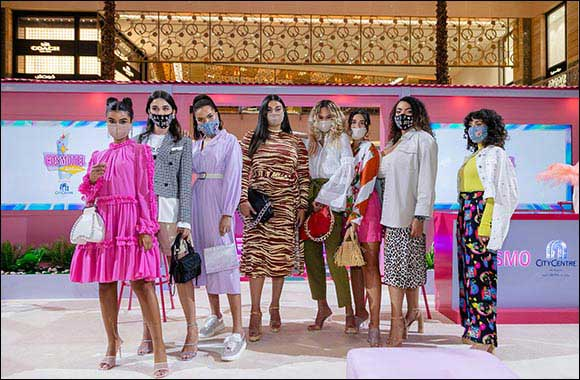 City Centre Mirdif's Cosmotel Pop-Up Celebrates the Spring/Summer Style Season with a '90s Throwback