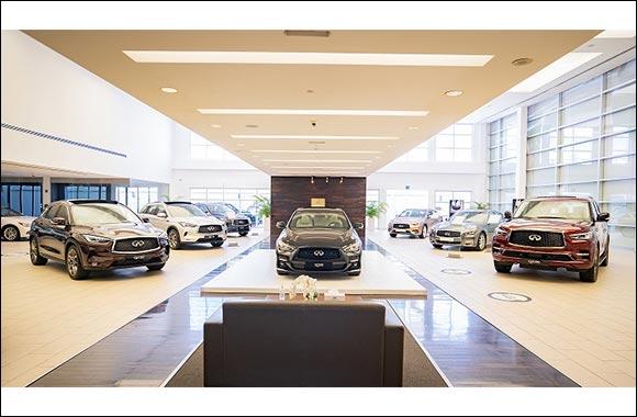 INFINITI Now: Your E-Commerce Platform at INFINITI of Arabian Automobiles