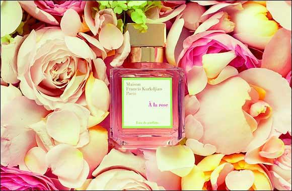 Meet the a La Rose Fragrances by Maison Francis Kurkdjian