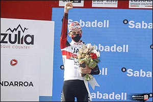Pogačar 3rd Overall After Monumental Ride at Itzulia Basque Country