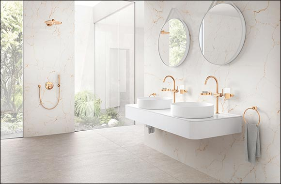 GROHE Design Series 2021: Reinventing Living Spaces, Sustainably