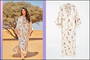 Max Mara Launches Exclusive Kaftan in the Middle East