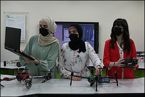 Abu Dhabi University Students Win the Third Edition of EGA Industrial Robotics Competition