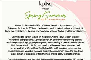 KIPLING SS21 Collection