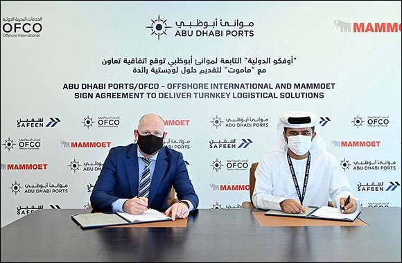 OFCO – Offshore International Joins Forces with Mammoet to Deliver Turnkey Logistical Solutions