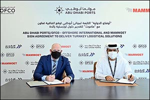 OFCO � Offshore International Joins Forces with Mammoet to Deliver Turnkey Logistical Solutions