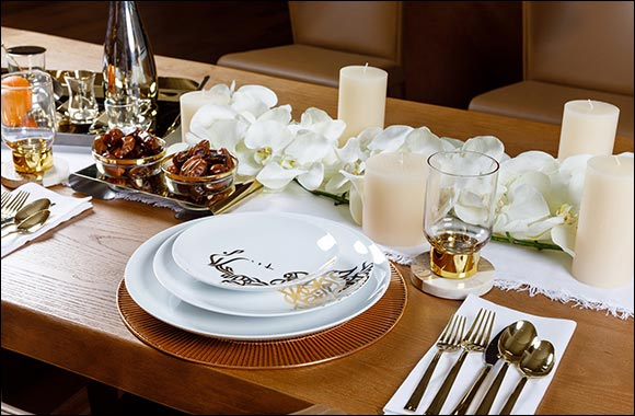 Crate and Barrel's Latest Collection Set to Celebrate the Beauty of the Region and Uplift the Local Community this Ramadan