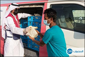 QIB Sponsors Iftar Project in Collaboration with Qatar Charity