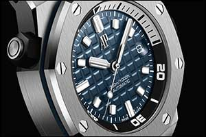 A New Royal Oak Offshore Diver Geared for Adventures