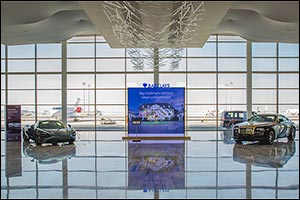 The VIP Terminal at Dubai South Records Rapid Increase in Private Jets Movements in Q1 2021