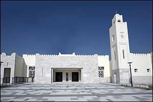 Department of Municipalities and Transport in cooperation with Modon deliver seven mosques in Abu Dh ...