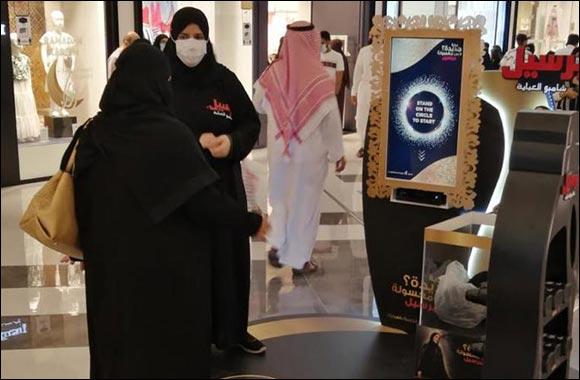 Persil Abaya Shampoo Supports the Community in the GCC, Donates Abayas to the Needy