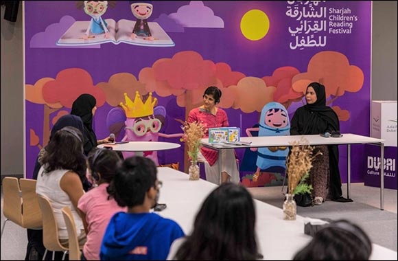 Authors at SCRF 2021 Reinforce Role of Children's Books  in Introducing Young Readers to World Cultures