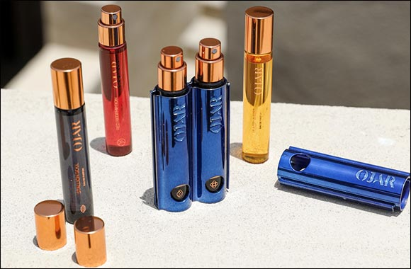 Ojar Launches Its Eau De Parfum Sillage Boosters