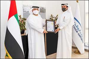 Abu Dhabi Airports Awarded ISAGO Registration