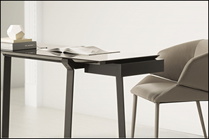 Transform your Home into your Dream Office with Natuzzi's Exquisite Desk Selection