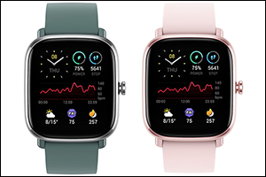 2021 Q1: Amazfit and Zepp Ranked in the Top 4 in Global Adult Smartwatch Shipments and fastest growi ...
