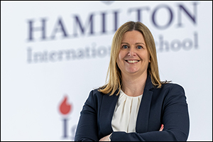 The Hamilton International School Appoints Rebecca Gough as Head of Secondary