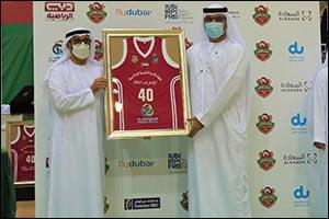 Shabab Al Ahli Club honors Union Coop