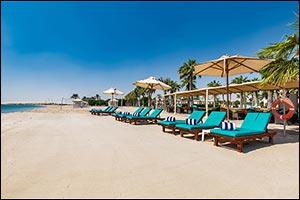 Sealine Beach Resort Stands Nominated for a Slew of Travel Destination Awards