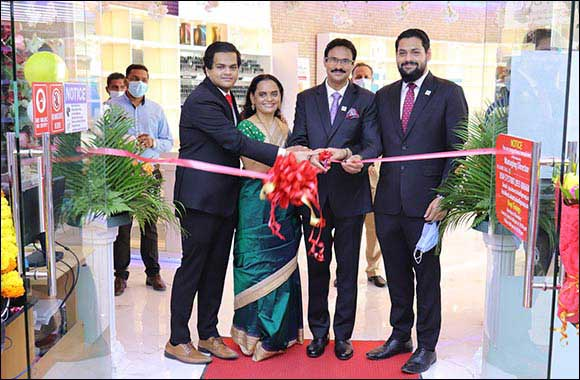Grand Opening of Al Adil Trading's 49th branch at Al Barsha, Dubai Reinforces the Expansion Drive of Dr. Dhananjay Datar