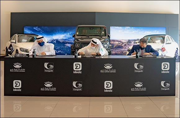 Dubai Festivals and Retail Establishment, Gargash, and Idealz Join Forces, Giving Shoppers A Chance To Win Grand Prizes All Summer Long
