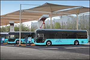 ABB to Charge Qatar's Largest Electric Bus Infrastructure Project