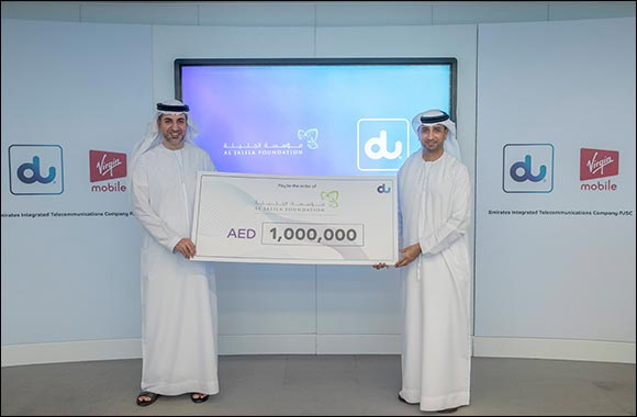 du collaborates with Al Jalila Foundation to transform lives in the UAE