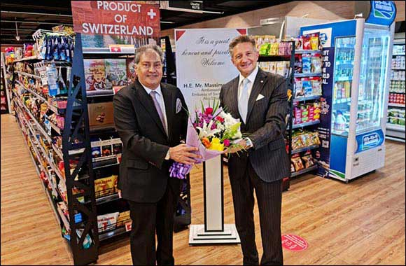 Al Maya Group keen to import Swiss food products