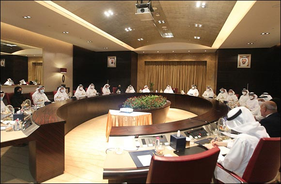 Sharjah Chamber holds 17th periodic meeting