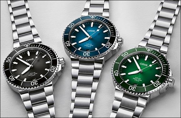 Aquis Date Calibre 400- New Oris Timepiece is Avant-Garde