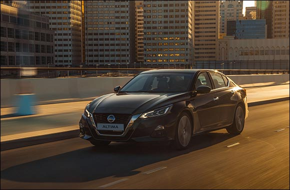Driving the Future of Innovation: 2021 Nissan Altima with ProPILOT Assist Now Available at Arabian Automobiles