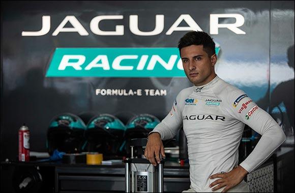 Bird Bags Points in Brooklyn for Jaguar Racing