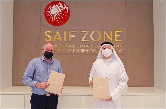 Leading British Steel Fabrication Company Announces AED20m Investments at SAIF Zone