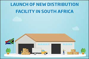 Trina Solar Opens Distribution Facility in South Africa