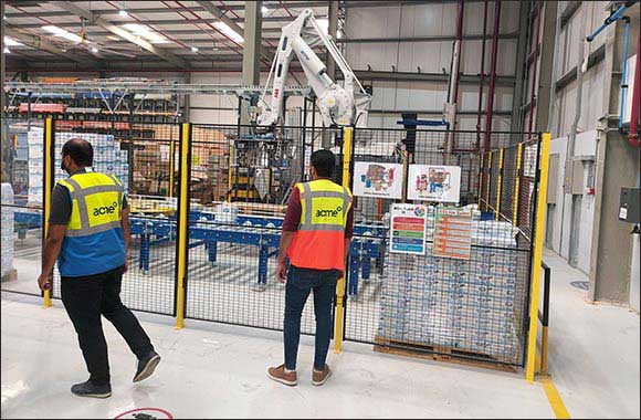 Acme Emphasizes on the Importance of Factory Floor Safety Solutions