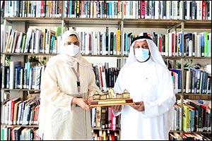 SCCI Delegation Visits Sharjah's House of Wisdom, Latest Futuristic Cultural Hub